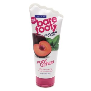 Freeman Bare Foot Softening Foot Soak Invigorating Peppermint & Plum