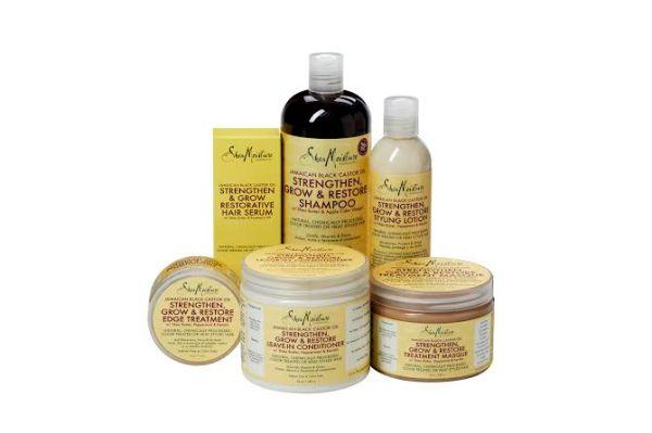 SheaMoisture Jamaican Black Castor Oil Hair Collection