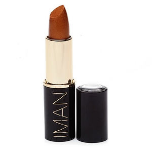 IMAN Luxury Moisturizing Lipstick Saffron
