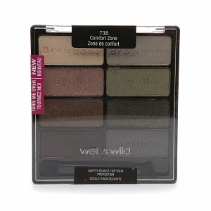 Wet n Wild Color Icon Collection Eyeshadow Set Comfort Zone 738