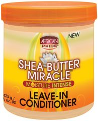 African Pride Shea Butter Miracle (Moisture Intense) Leave-In Conditioner Photo
