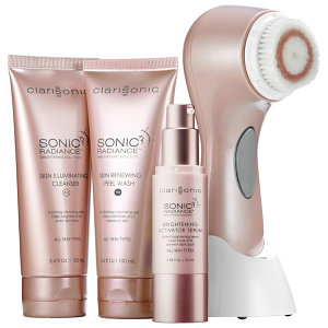 Clarisonic Sonic Radiance™ Brightening Solution Set