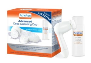 AcneFree®Advanced Deep Cleansing Duo