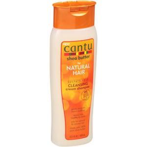 Cantu Sulfate Free Cleansin Cream Shampoo