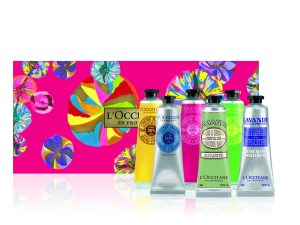 L'Occitane Hand Cream Bouquet _2014