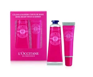 L'Occitane hugs and  kisses_rose