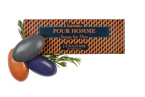 L'Occitane Men's pebble  soap _2014