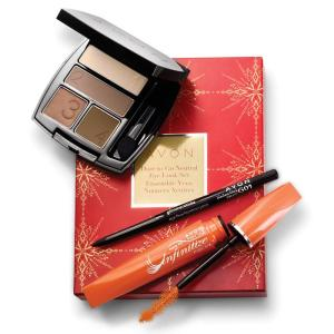 Avon Dare to Go Natural Eye Look Set