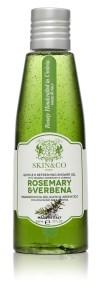 Skin & Co. Roma Rosemary & Verbena Exfoliating Body Gel