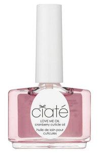 [+] VIEW LARGER IMAGE  Wanelo + More Ciaté Love Me Cranberry Cuticle Oil