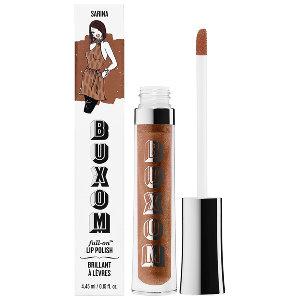 Buxom Full-On Lip Polish in Sarina - chocolate sparkle