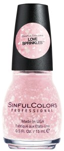 SINFULCOLORS LOVE SPRINKLES