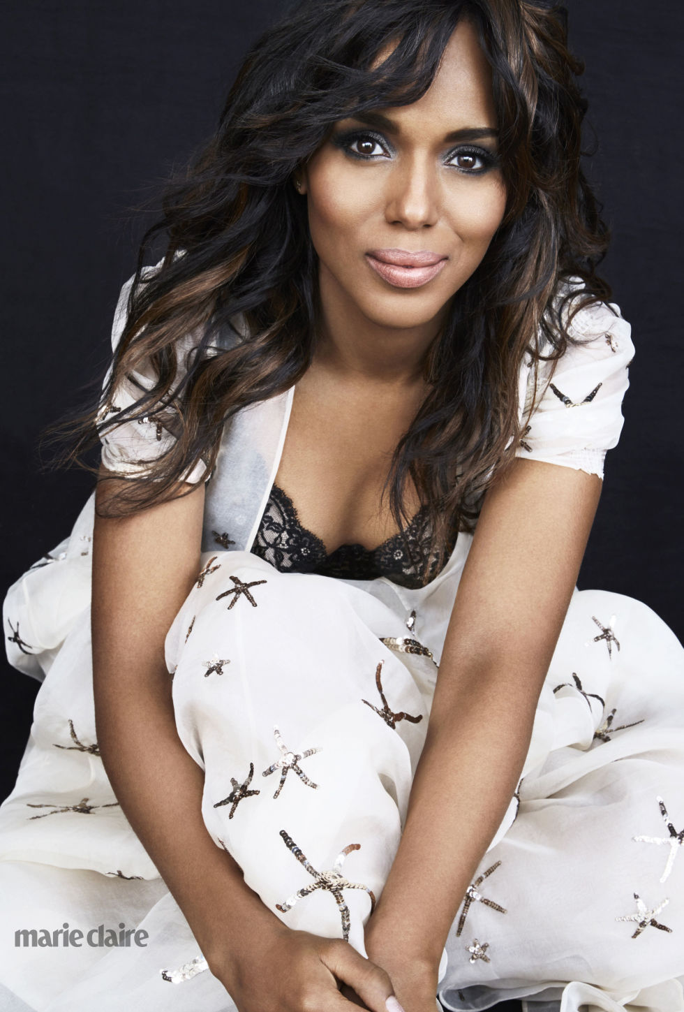 Kerry Washington Marie Claire april 2015-2