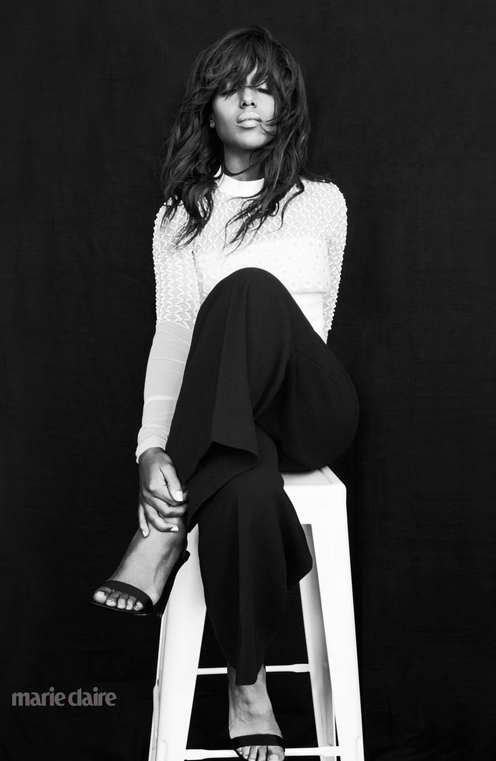 Kerry Washington Marie Claire april 2015