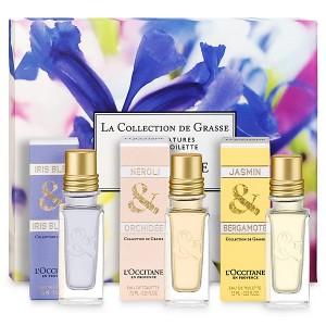 La Collection de Grasse Mini Fragrance Set