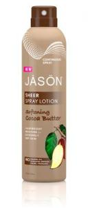 CocoaButter SheerSpray 72