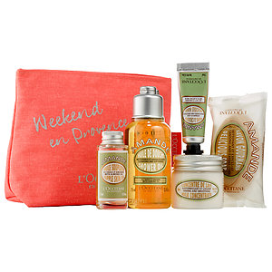 Loccitane Weekend En Provence Almond Discovery Set
