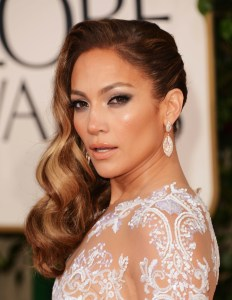 Jennifer Lopez glowing skin