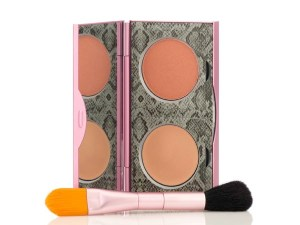 mally beauty 24-7 Professional Blush System with Glow