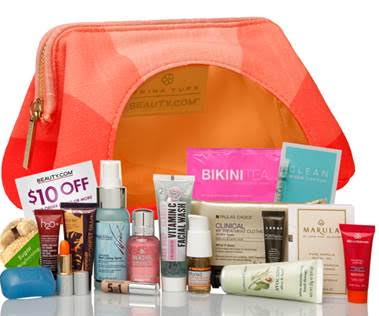 trina turk beauty pouch