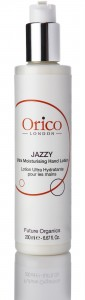orico london Jazzy_hand_lotion