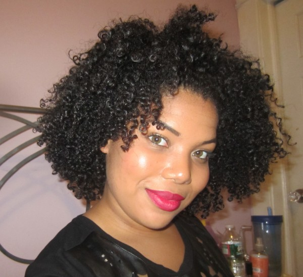 Curls Blueberry Bliss CURL Control Jelly 1