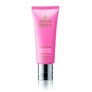 Molton brown RHUBARB+ROSE-40ML-HAND_CREAM