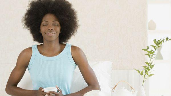 black-woman-relaxing