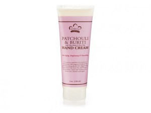 nubian heritage PATCHOULI AND BURITI HAND CREAM
