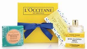 loccitane glam event