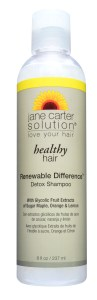 Jane Carter healthy hair Renewable_Difference