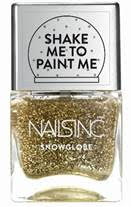 nails inc snowglobe