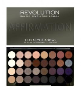 makeup revolution affirmation palette