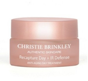 Christie Brinkley Authentic Skincare Recapture Day + IR Defense Anti-Aging Cream SPF 30