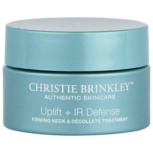Christie Brinkly neck cream