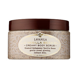 Lavanila Laboratories The Healthy Vanilla Bean Creamy Body Scrub
