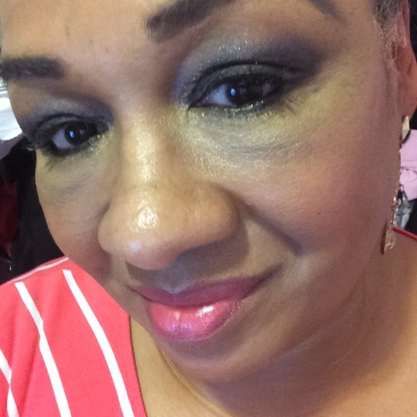 makeup revolution affirmation swatch 2