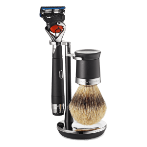 The Art of Shaving Lexington Power Razor with Brush and Stand