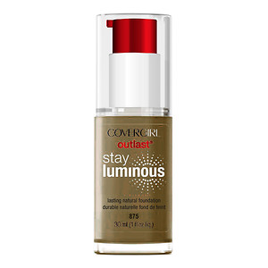 CoverGirl Outlast Stay Luminous Lasting Natural Foundation