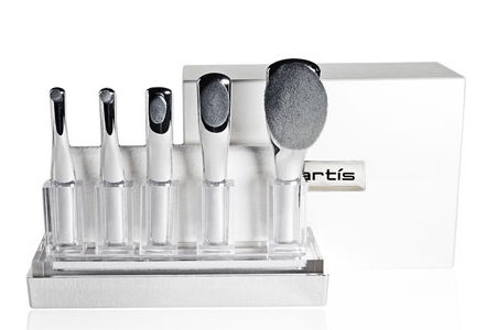 Artis Digit Skincare 5 Brush Set In Coffret