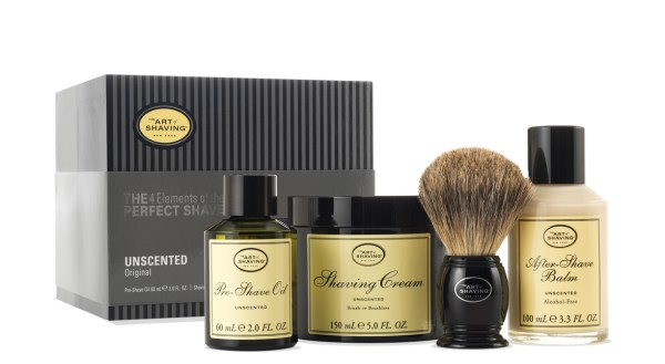 the art of shaving The 4 Elements of The Perfect Shave® Full Size Kit