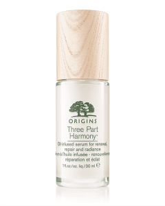 Origins Three Part Harmony Oil-infused Serum for Renewal, Repair and Radiance