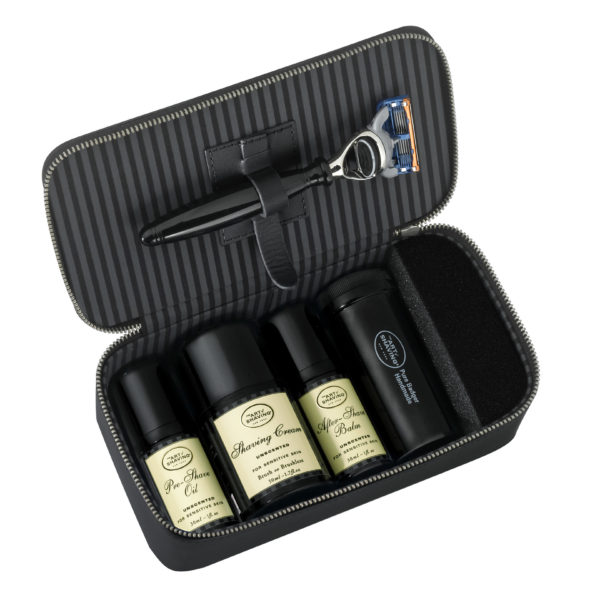 Travel Kit perfect shave unscented copy