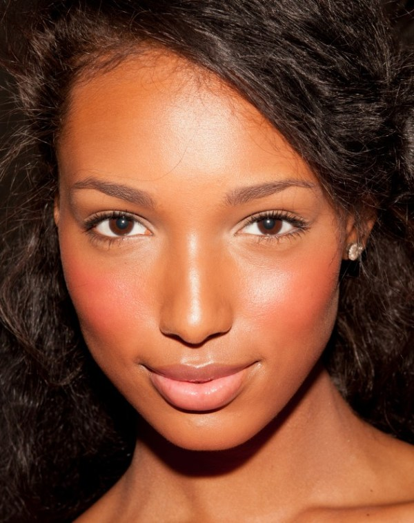 coral blush brown skin 2