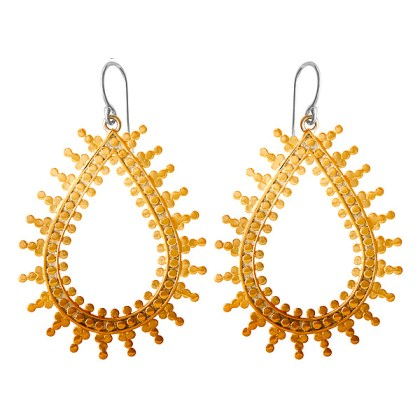Anna Beck Flores Earrings