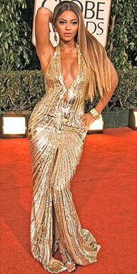 Beyonce' the Golden Girl