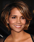 Halle Berry Grauman's Mann chinese Theater April 28, 2009 X-Men Origins Wolverine Industry Screening