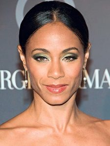 Jada Pinkett-Smith Courtesy of Talking Makeup