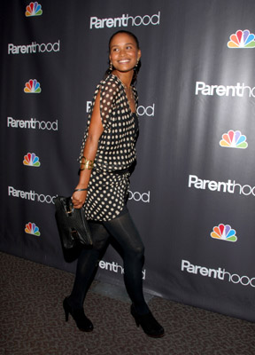 Joy Bryant Premier of Parenthood February 22, 2010 Getty Images