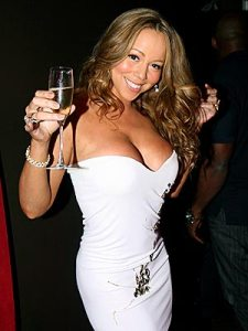 Mariah Carey photo courtesy of inthebasement.com